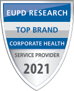 Top Brand Corporate Health 2021